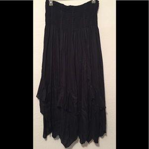 Rancho Estancia, Black Strapless Dress